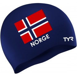 Norway Swim Cap