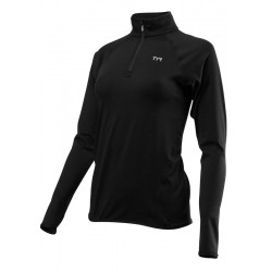 "Women's All Elements Long Sleeve 1"" Zip Pullover"
