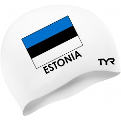Estonia Swim Cap