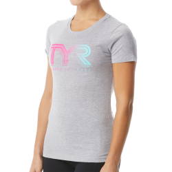 "Women's ""Ombre Team TYR"" Graphic Tee"