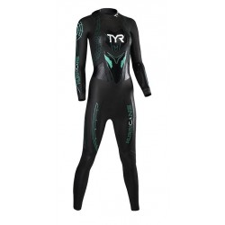 Female Hurricane Wetsuit Cat 3