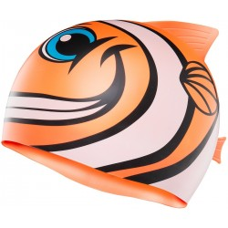 Kids' Charactyr Happy Fish Cap